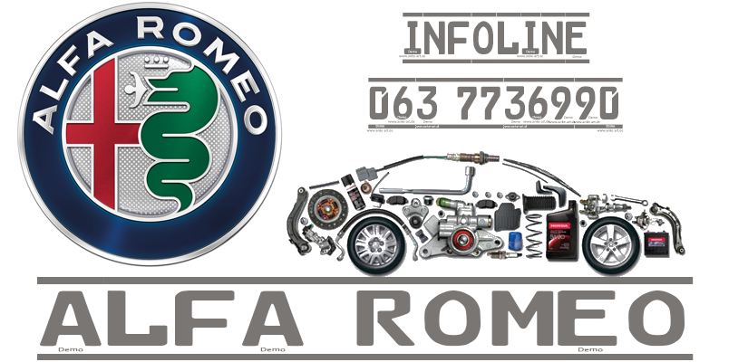 ALFA ROMEO novi auto delovi
