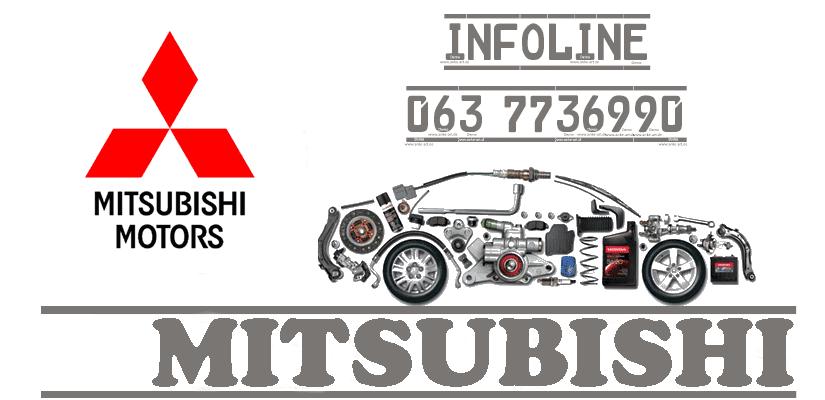 MITSUBISHI novi auto delovi