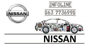 Nissan originalni auto delovi