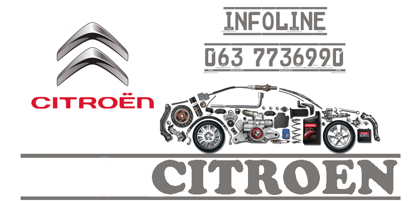 CITROEN - novi auto delovi