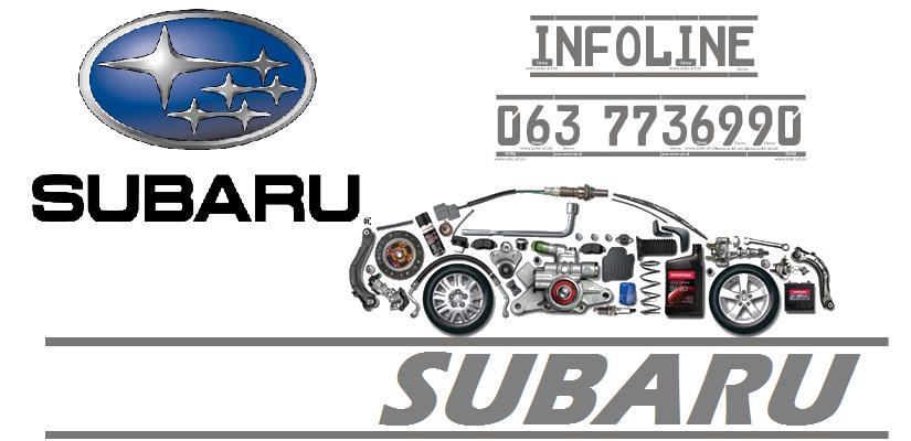 Subaru novi delovi Beograd